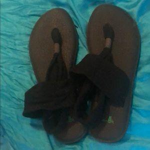 Sanuk Yoga Mat Shoes